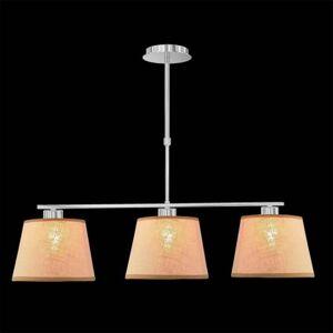 Stropní osvětlení na tyči COMBO, béžové Luxera COMBO 18066