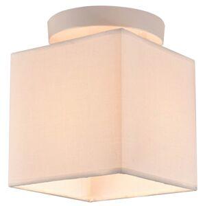 Přisazené stropní světlo BRUNO, béžové Clx BRUNO
