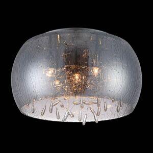 Designové přisazené stropní světlo ATMOSPHERA, 5xG9, 7W, 40cm, kulaté Luxera ATMOSPHERA 46093