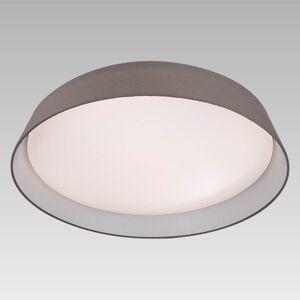 LED přisazená stropnice VASCO, 32W, denní bílá, 52,5cm, kulaté, šedé Prezent VASCO 45131