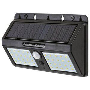 LED nástěnné solární osvětlení s čidlem OSTRAVA, 2,4W, denní bílá, IP44 Rabalux OSTRAVA 007881