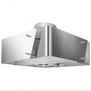 Moderní stropní osvětlení SQUARE 42 TOP, 4xE27, 60W, 42x42cm, hranaté Azzardo SQUARE 42 TOP AZ0587