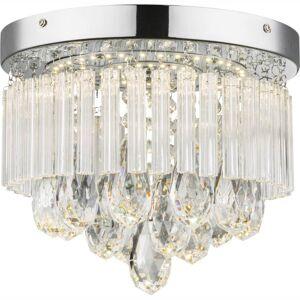 Designový LED křišťálový lustr MANILO Globo MANILO 68598A