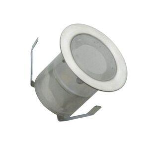 LED venkovní zápustné svítidlo NEDES 2, 0,6W, 40lm, kulaté, neutrální bílá Nedes NEDES 2 LFL122