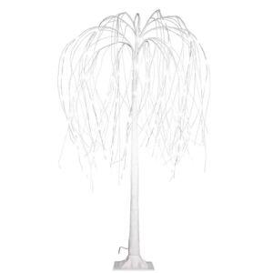 LED venkovní vánoční stromek, 72xLED, studená bílá, 120cm, časovač Emos DCTC04