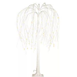 LED venkovní vánoční stromek, 72xLED, teplá bílá, 120cm, časovač Emos DCTW13
