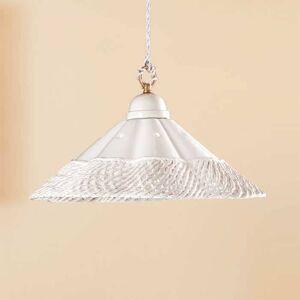 Ceramiche Závěsné světlo Gonnella, dekorace dole