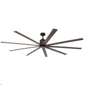 CASAFAN Stropní ventilátor Big Smooth Eco 220 cm bronz