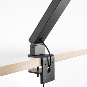Luctra Luctra TableProRadial stolní lampa svorka černá