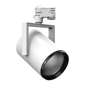 PERFORMANCE LIGHTING 3fázový spot AS425 LED Medium, teplá bílá