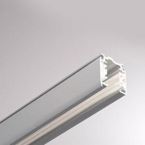 GLOBAL 3fázová přípojnice Noa hliník 100cm, šedá