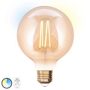 iDual iDual LED žárovka E27 9W dálkové ovládání 9,5cm