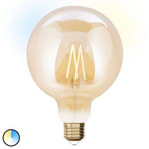 iDual iDual LED žárovka globe E27 9W rozšíření 12,5 cm