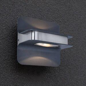 Eco-Light LED venkovní světlo Hill antracit/nerez 3 000 K