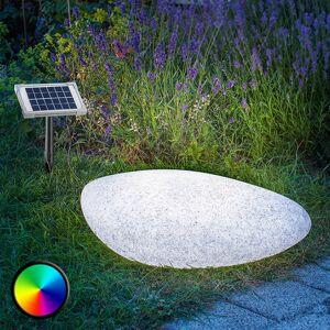 Esotec Venkovní dekorační světlo solární - LED Stone 40