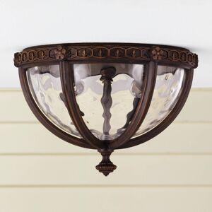 FEISS Venkovní stropní svítidlo REGENT COURT rustikální