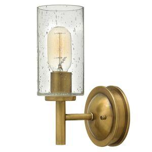 HINKLEY Nástěnné světlo Collier v antickém stylu