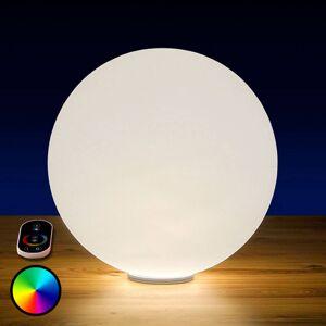 Epstein Sun Shine - RGB LED svítící kámen s baterií, 40 cm