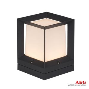 AEG AEG Kubus – hranaté sloupkové LED svítidlo