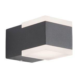 AEG AEG Amity LED venkovní nástěnné světlo 2 žárovky