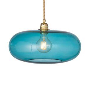 EBB & FLOW EBB & FLOW Horizon závěsné světlo modré Ø 36 cm