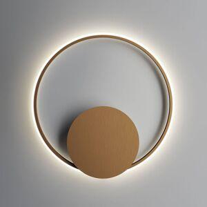 Fabbian Fabbian Olympic LED nástěnné světlo Ø 60 cm bronz