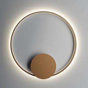 Fabbian Fabbian Olympic LED nástěnné světlo Ø 80 cm bronz