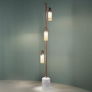 Fontana Arte Fontana Arte Galerie - stojací lampa LED, 3zdr