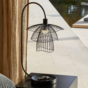 Forestier Forestier Papillon XS stolní lampa černá