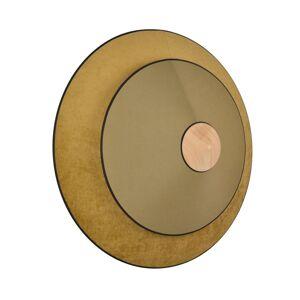 Forestier Forestier Cymbal S LED nástěnné světlo, bronz