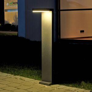 Albert Leuchten Hliníkové LED osvětlení cesty Tamar, antracit