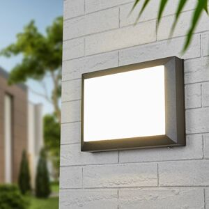 Albert Leuchten LED venkovní nástěnné světlo Kiran odolné stínidlo