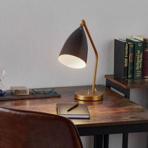 GUBI GUBI Gräshoppa stolní lampa, černá