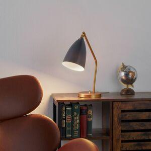 GUBI GUBI Gräshoppa stolní lampa, antracit