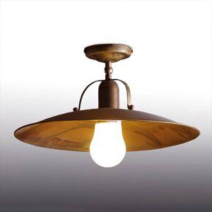 Gibas Rustikálně působící stropní světlo Osteria, 39 cm