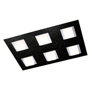 GROSSMANN GROSSMANN Basic stropní světlo 6 zdroje černá