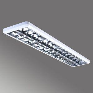 G & L HANDELS GMBH Rastrové stavební světlo 432, bílé, délka 154,5 cm