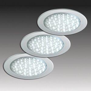 HERA R 68-LED podhledový reflektor nerezová ocel, 3ks