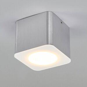 Helestra Helestra Oso stropní LED světlo hrany matný hliník
