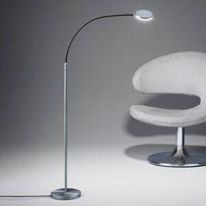 Holtkötter Holtkötter Flex S LED stojací lampa hliník/černá