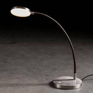 Holtkötter Holtkötter Flex T LED stolní lampa hliník/černá