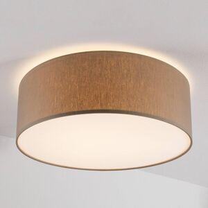 Hufnagel Šedohnědé stropní světlo Mara, 50 cm