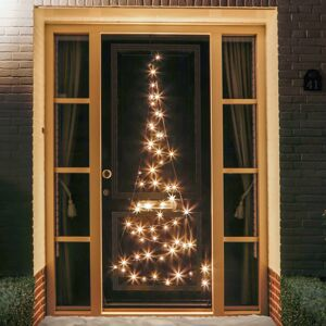 FAIRYBELL Vánoční stromek do dveří Fairybell® 60 LED