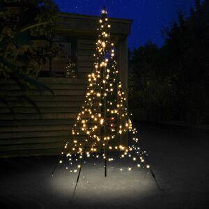 FAIRYBELL Fairybell® vánoční stromek se stojanem, 2m 300 LED