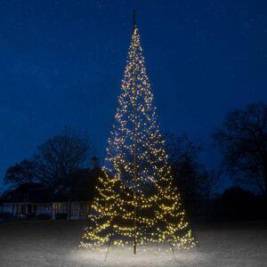 FAIRYBELL Fairybell® vánoční strom, 8 m, 1500 LED blikající
