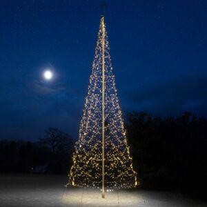 FAIRYBELL Fairybell® vánoční stromek, 10 m, 4000 LED