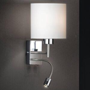 FISCHER & HONSEL Funkční nástěnné světlo MAINZ