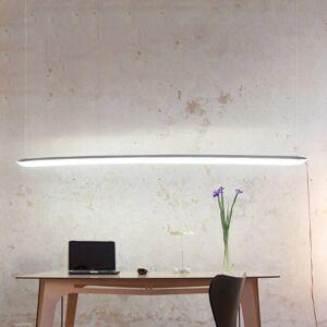 Ingo Maurer Ingo Maurer Blow me up LED svítidlo 180, stříbrná