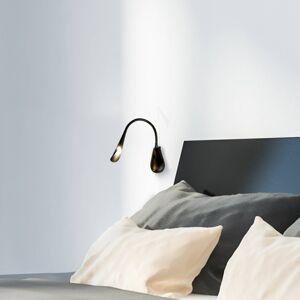 Innermost Innermost Cobra 45 Nude LED nástěnné světlo černá
