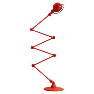 JIELDÉ Jieldé Loft D9406 stojací lampa 6x40cm, červená